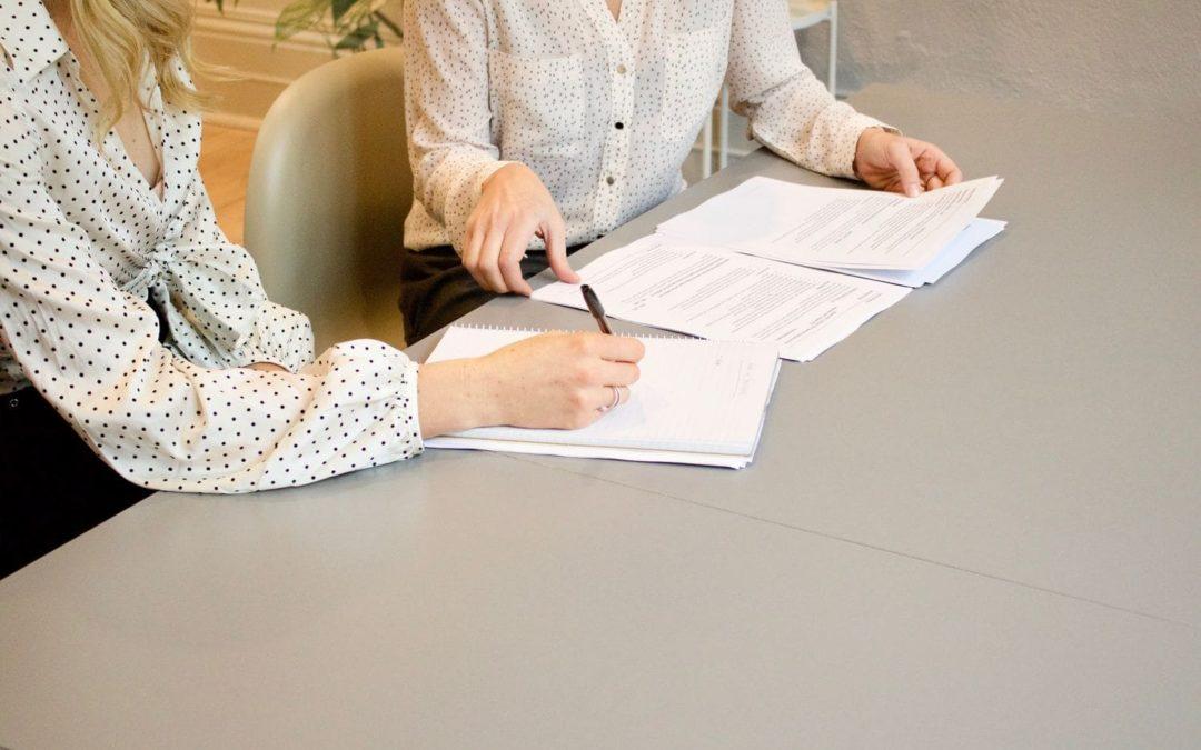 La signature du contrat de réservation pour un logement neuf