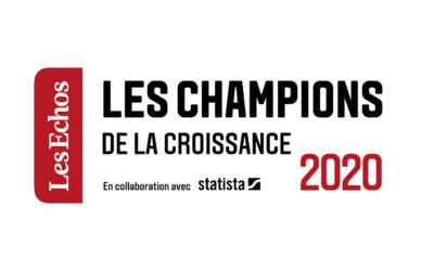 Fiducim : 23e au classement des champions de la croissance 2020